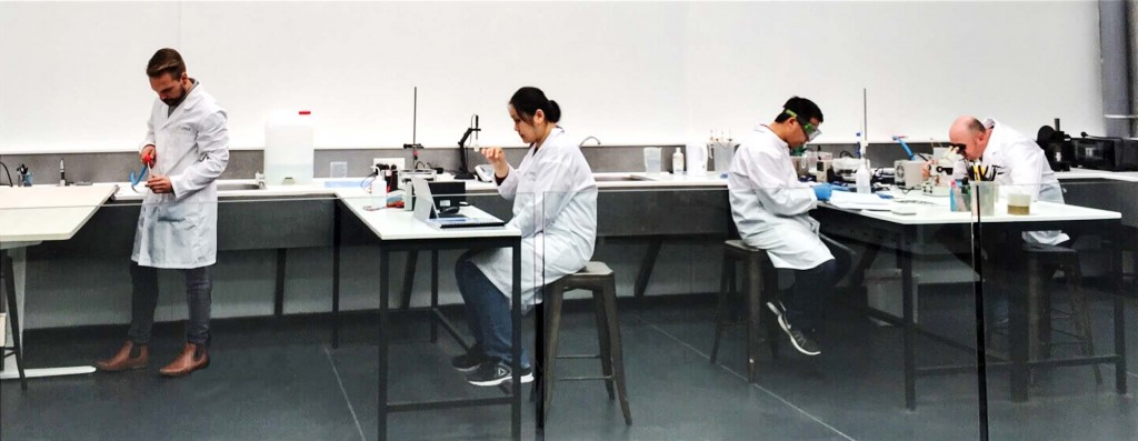 The Cirrus Lab